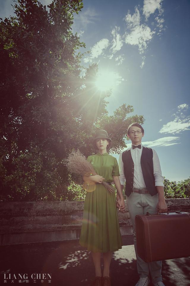自助婚紗,海外婚禮, 海外婚紗, 婚紗攝影,婚攝, 婚紗攝影工作室, 良大LiangChen,婚禮攝影, 婚禮紀錄, 華山藝文特區