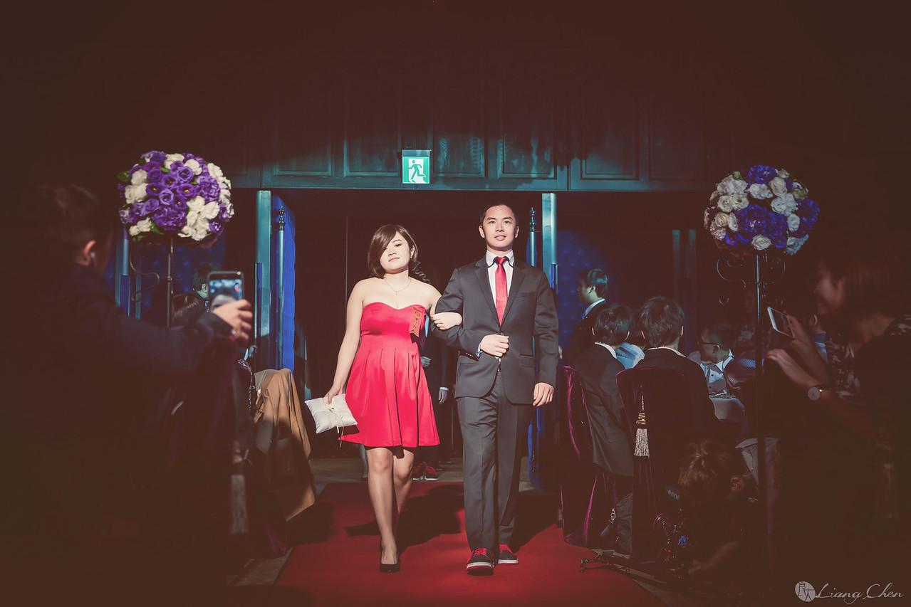 《婚攝》Paul&Tina/君品酒店