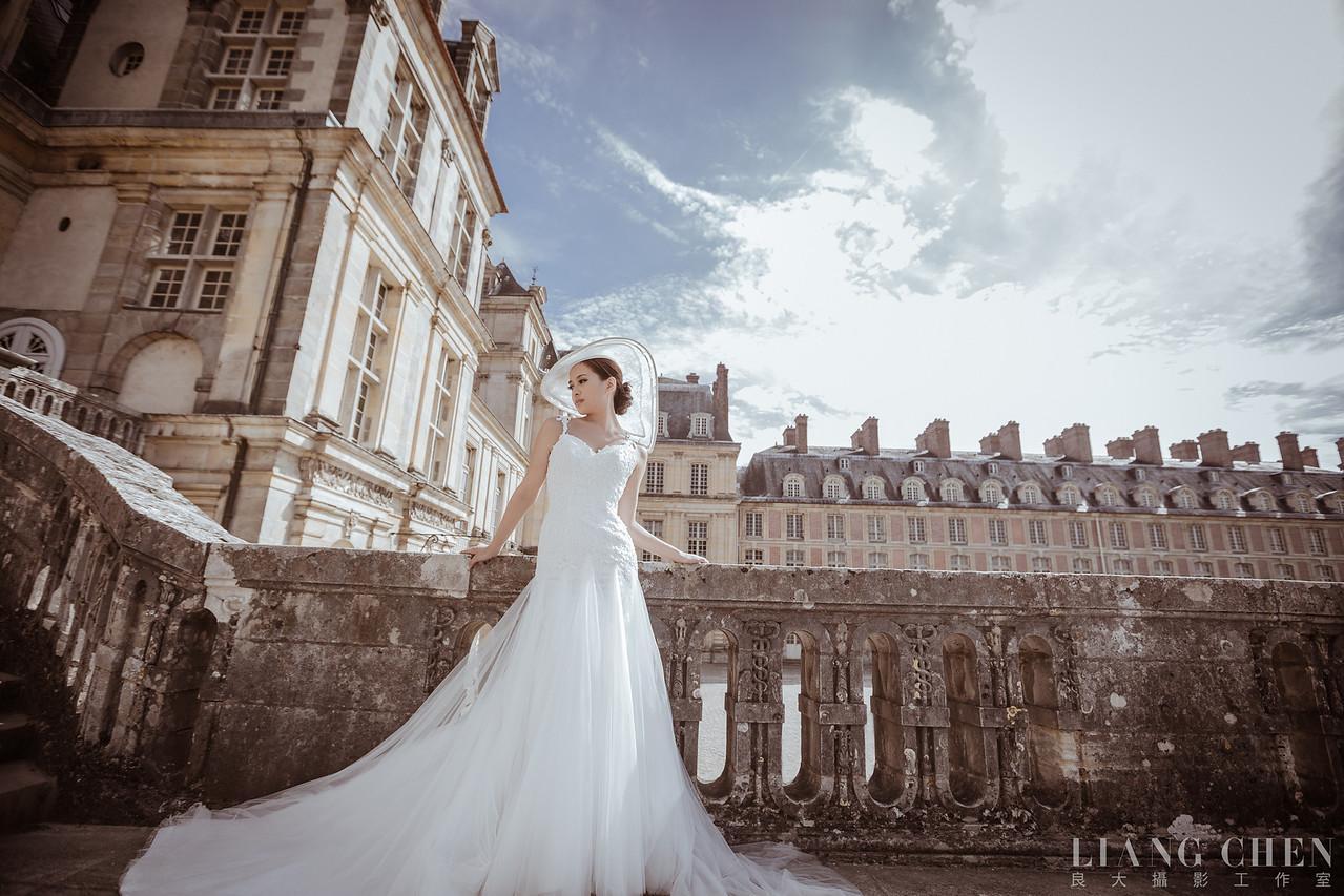 自助婚紗,海外婚禮,海外婚紗,婚紗攝影,婚攝,婚紗攝影工作室,良大LiangChenn,婚禮攝影,婚禮紀錄,法國巴黎Paris拍婚紗