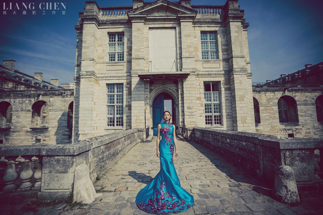 自助婚紗/海外婚禮,海外婚紗,婚紗攝影,婚攝,婚紗攝影工作室,良大LiangChen,婚禮攝影,婚禮紀錄,法國巴黎Paris拍婚紗