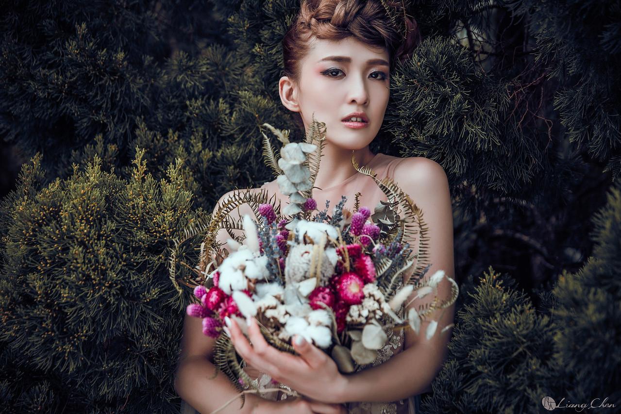 《婚紗》詩婷 & Allen/陽明山、龍鳯谷