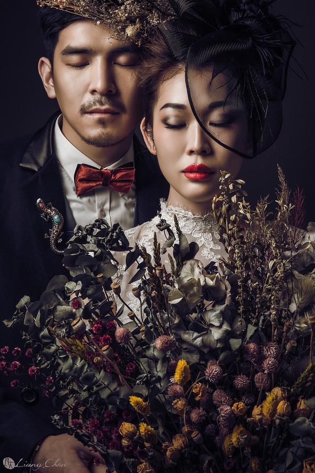 《婚紗》阿峰&Carman/陽明山、龍鳯谷