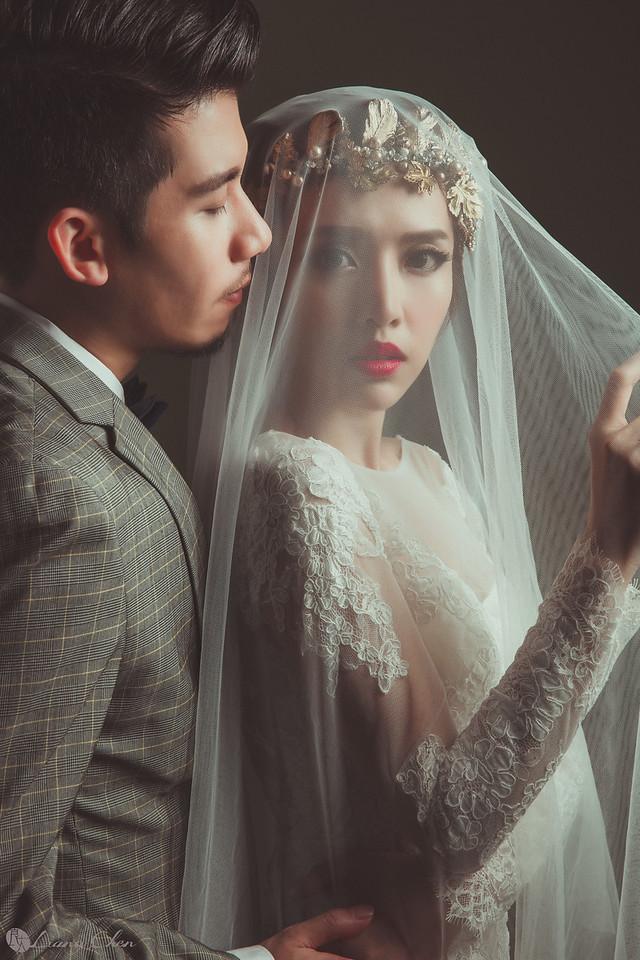 《婚紗》阿鈺 & Pink/台中