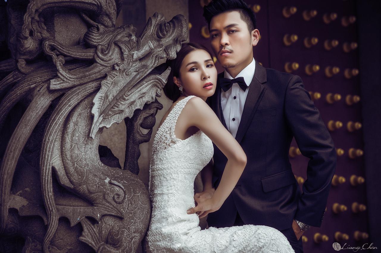 《婚紗》August & Nubo/陽明山、廟宇