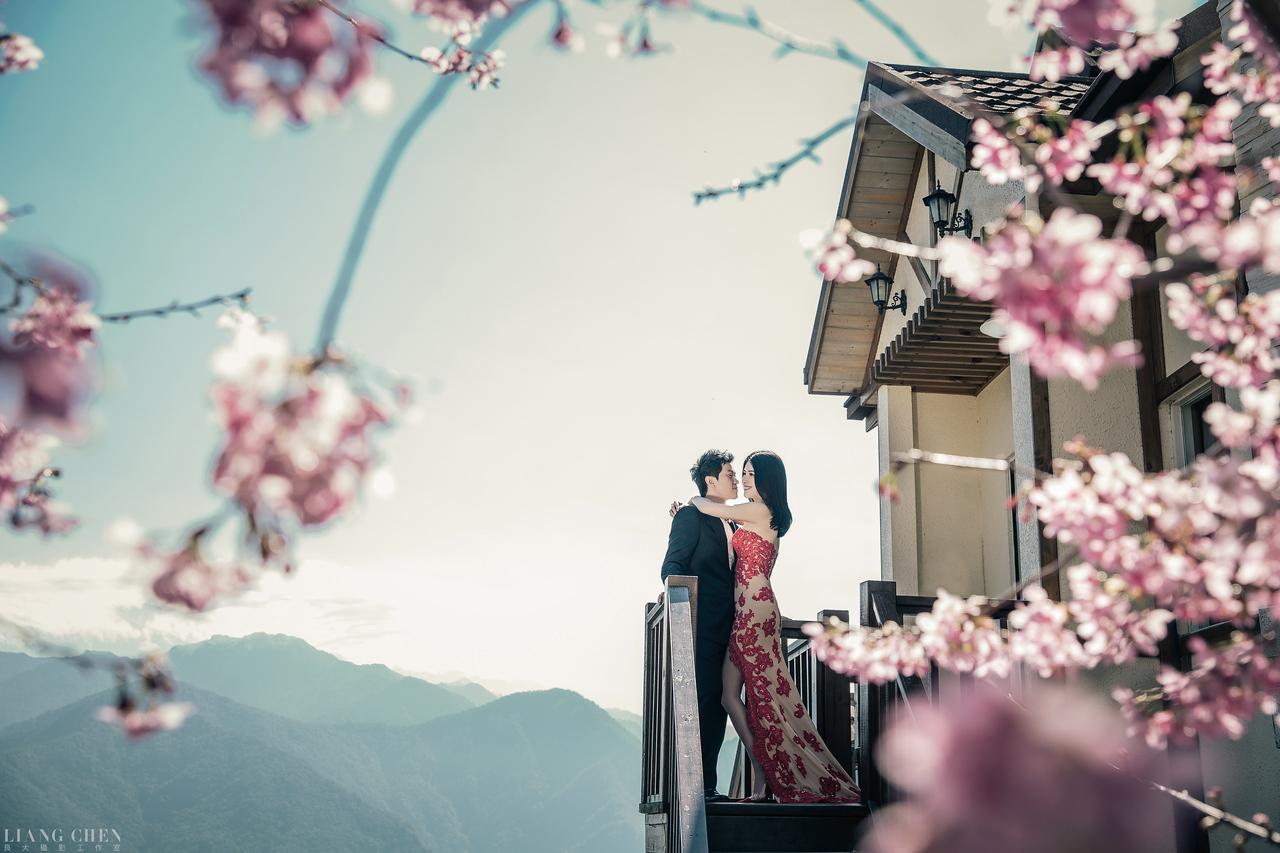 《婚紗》熙妍&天威/清境老英格蘭、合歡山