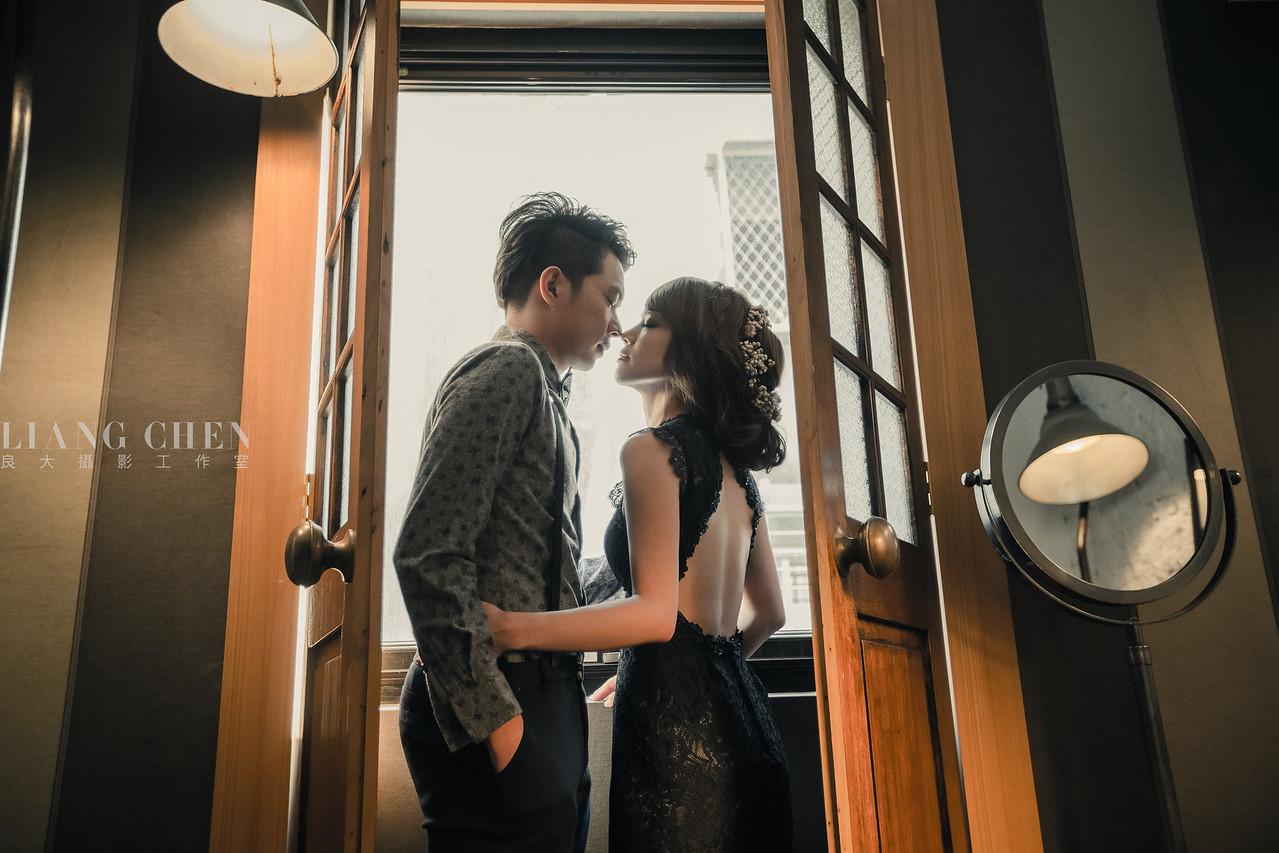 《婚紗》茜文&奕旻/陽明山、好樣君寓