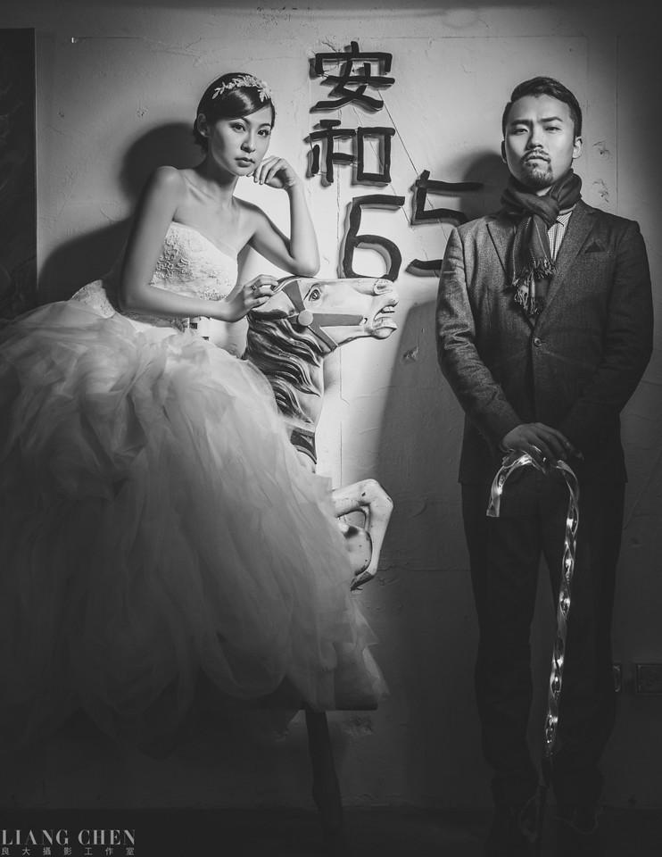 《婚紗》Jerry&小羽/陽明山、安和65