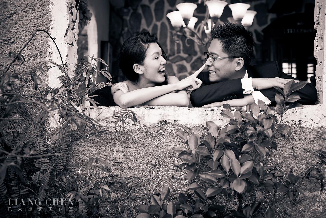 自助婚紗,海外婚禮,海外婚紗,婚紗攝影,婚攝,婚紗攝影工作室,良大LiangChen,婚禮攝影,婚禮紀錄,陽明山19號咖啡館